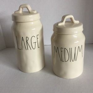 Other - New 2 piece canister set